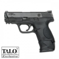 "M&P40c Compact Talo Edition XGRIP 40S&W 3.5"""