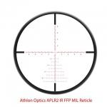 Athlon Midas 4.5-27X50 APLR1 SFP IR MIL