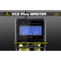 XTAR VC2 Plus 18650 Rechargeable Battery Charger