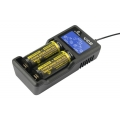 XTAR VC2 18650 Rechargeable Battery Charger