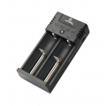 XTAR WP2H 18650 Rechargeable Battery Charger