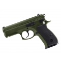 CZ 75 Compact P-01 9mm OD Green