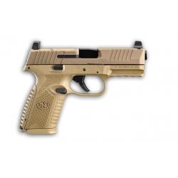 FNH USA 509 Mid MRD 9mm FDE