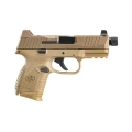 FNH USA FN 509c 9mm Compact Tactical FDE