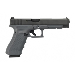 Glock 34 9mm Gen 4 Grey Frame