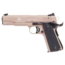 GSG 1911-22 FDE Threaded Barrel 22LR