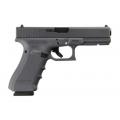 Glock 17 Gen 4 Pistol Gray Slide and Frame