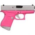 Glock 43 9mm Pink