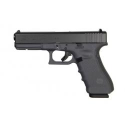 Glock 17 Gen 4 Pistol Gray Frame 9mm