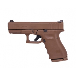 Glock 19 Gen 3 Larry Vickers Edition 2 FDE 9mm