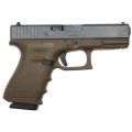 Glock 19 Flat Dark Earth Gen 3