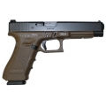 Glock 34 9mm Gen 4 Flat Dark Earth