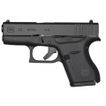 Glock 43, Front Ameriglo Night Sight, TALO Edition