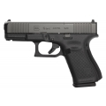 Glock 19 Gen 5 MOS 9mm with Front Serrations