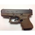 Glock 26 Gen 4 FDE 9mm