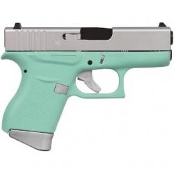 Glock 43 9mm Robin's Egg Blue
