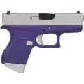 Glock 43 9mm Purple