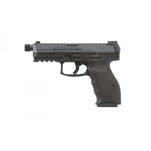 VP9 LE, Night Sights, 3 Mags, Threaded Barrel