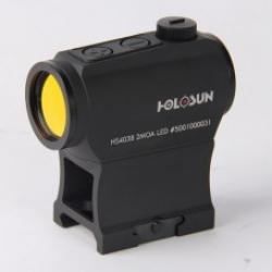 Holosun HS403G Red Dot 2 MOA Dot