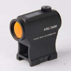 Holosun HS403C Solar Powered Red Dot