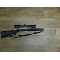 USED: Savage 93R17 17HMR