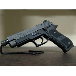 USED: Sig Sauer P220 Elite Dark .45 ACP Threaded