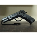 USED: Czech CZ 75 9mm