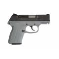 "Kel-Tec PF9 9mm 3.1"" Grey Frame, Parkerized Slide"