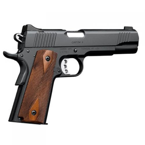 Kimber Custom Ii 45 Acp Walnut Grips