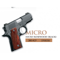 Kimber Micro Carry Rosewood Grip