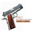 Kimber Pro carry II .45 ACP Two Tone
