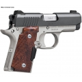 Kimber Micro9 Two-Tone Crimson Carry Laser