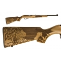Ruger 10/22 Tiger Engraved
