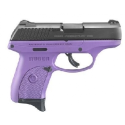 Ruger LC9s Purple Frame