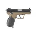 Ruger SR22P Black / FDE 22LR