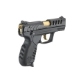 Ruger SR22 Talo Black/Gold 22LR
