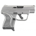 "Ruger LCP ""Savage Silver Stainless Cerakote"" 380 ACP"