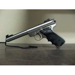 USED: Ruger Mark II Stainless Target .22Lr