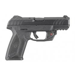 Ruger Security-9 w/Viridian Laser