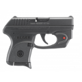 Ruger LCP W/ Viridian Red Laser