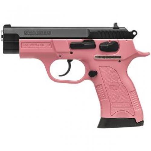 SAR Arms B6P Compact Pink Frame 9mm