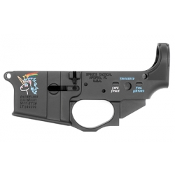 Spike's Tactical Snowflake Lower Colored