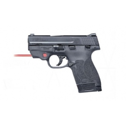 Smith & Wesson M&P Shield 9mm M2.0 with Crimson Trace Laser
