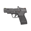 Smith & Wesson M&P Shield Plus Performance Center Ported 9mm with Crimson Trace Red Dot