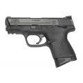 Smith & Wesson M&P9c 9mm 12rd Blk With Safety