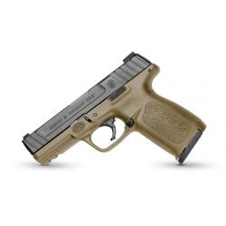 Smith & Wesson SD9VE FDE 16 + 1