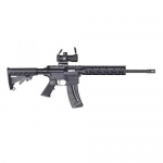 Smith and Wesson M&P-15-22 w/optic