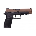 Sig Sauer P320 M17 9MM two tone