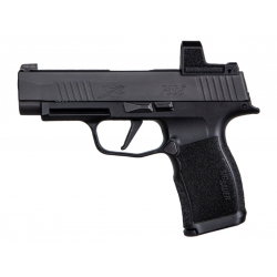 Sig Sauer P365 XL 9mm with Romeo Zero and Holster