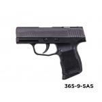 Sig Sauer P365 9mm SAS w/FT Bullseye